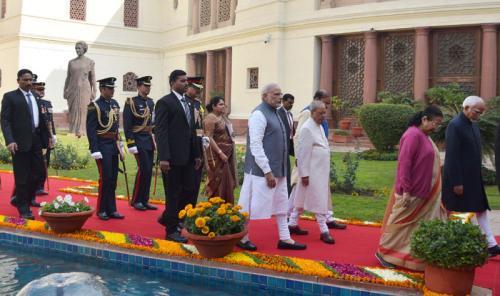 Takeaways from President Pranab Mukherjee's opening speech during budget session