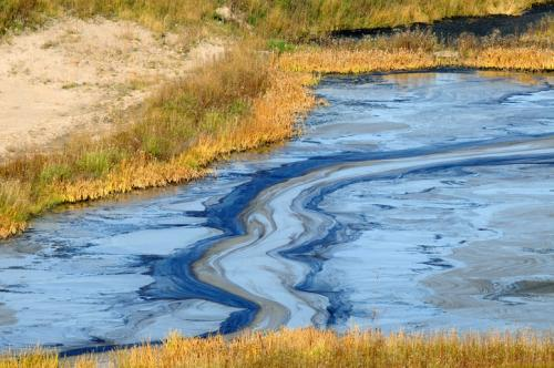 Authorities have been quoting different scales of damage due to the spill (Credit: iStock)