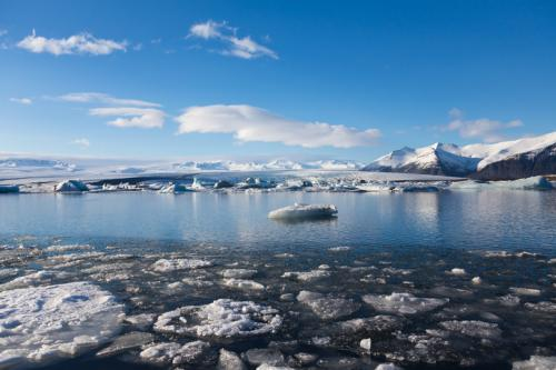 Accelerated warming of the Arctic and the Antarctic could trigger catastrophic climate changes (Credit: iStock)