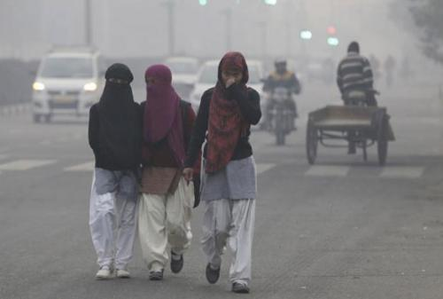 Dirty air dooms Indians to early death