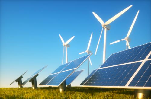India plans to increase its share of non-fossil based energy to around 40 per cent by 2030 (Credit: iStock)