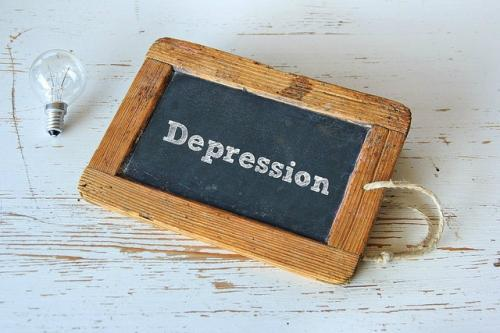 Prevalence of depression also varies on a regional basis, ranging from 2.6 per cent among males in the Western Pacific region to 5.9 per cent among females in the African region Credit: HAMZA BUTT/Flickr