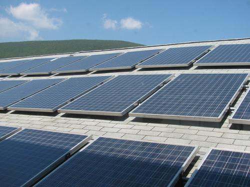 Highest-ever solar capacity added in 2016, claims report