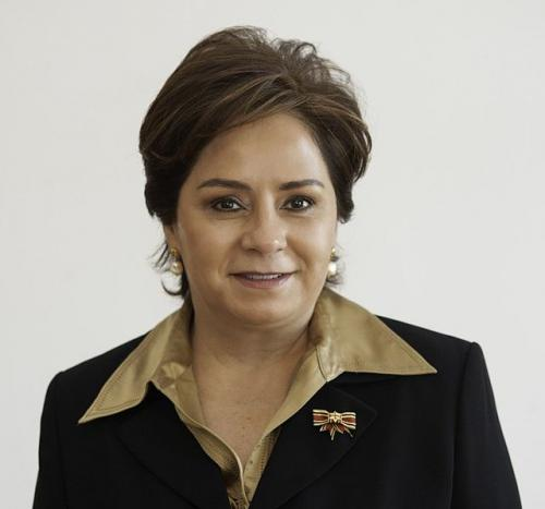 New UN Climate Chief, Patricia Espinosa  Credit: Wikimedia Commons