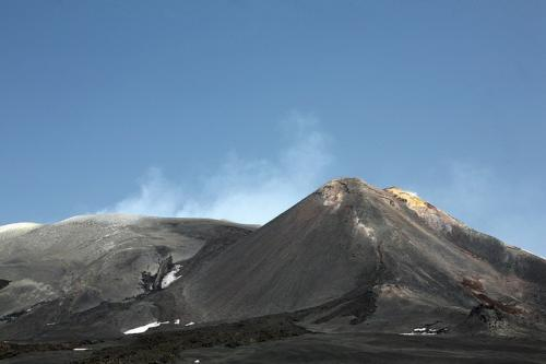 An eruption of Mount Etna recently caught out some BBC journalists who were filming there