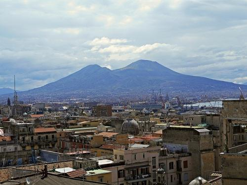Vesuvius is still a significant hazard given that it overshadows the city of Naples and its surrounds, which are home to over 3m people