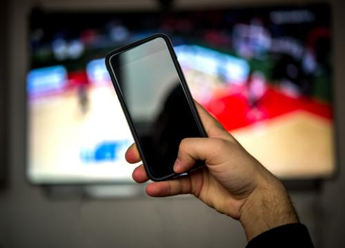 Charging phone with energy from television and radio will soon be a reality (Credit: iStock)