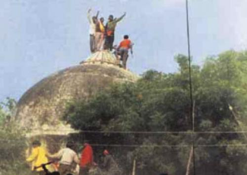 Babri demolition: participatory efforts can douse the flames