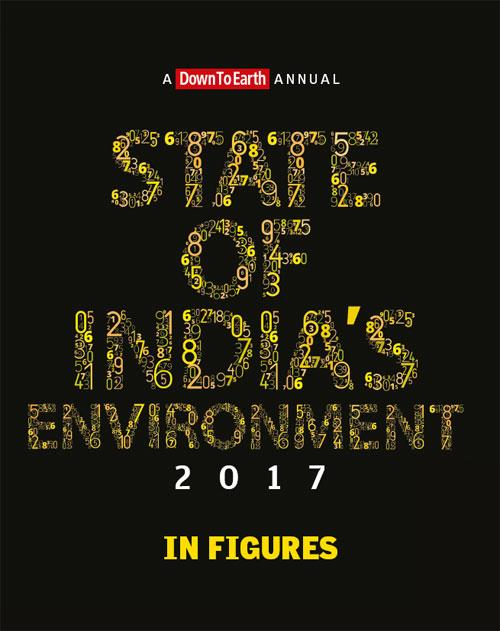 State of India's Environment 2017 In Figures (eBook)
