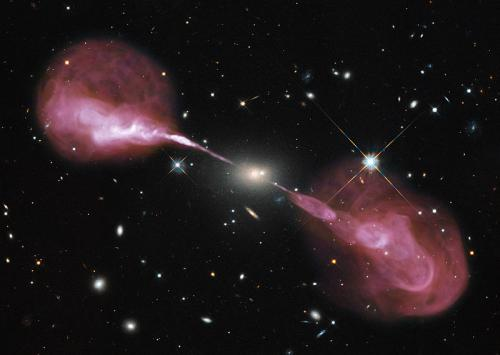 Indian astronomers make surprise discovery of 25 'giant radio galaxies'