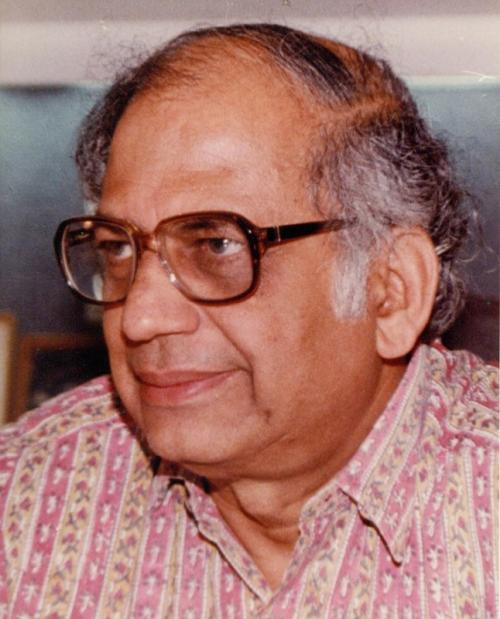 Bhargava is considered the father of modern biology in India. Credit: http://pmbhargava.com