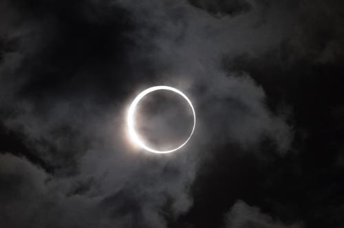 Magnetic streamers to decorate eclipsed sun, scientists predict