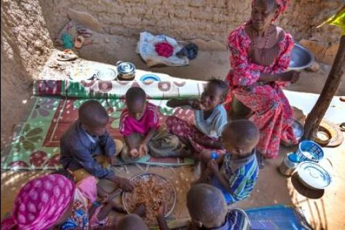 Violence, conflict push up global hunger crisis