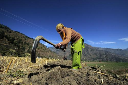 How to help farmers prepare for climate change