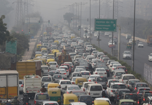 100% Indians exposed to PM 2.5 pollutants beyond limits