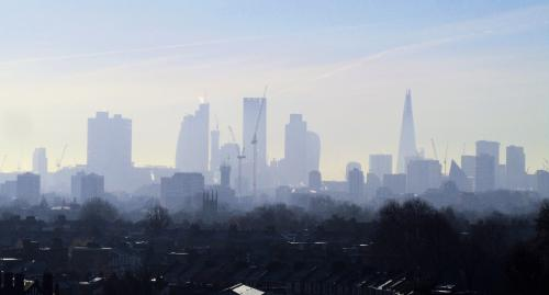 Global air pollution level rose 8 per cent each year during 2008-2013