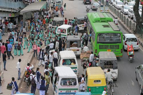 With just 272 buses per million people, how can odd-even rule in Delhi be successful?