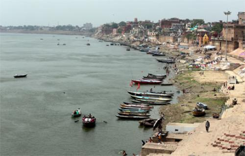 CAG reports highlight the loopholes in the implementation of Namami Gange (Photo: Vikas Choudhary)