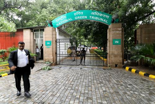Supreme Court stays Centre's amendment to NGT appointment rules