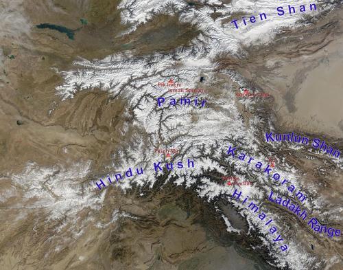 Answer to 'Karakoram Anomaly' found?