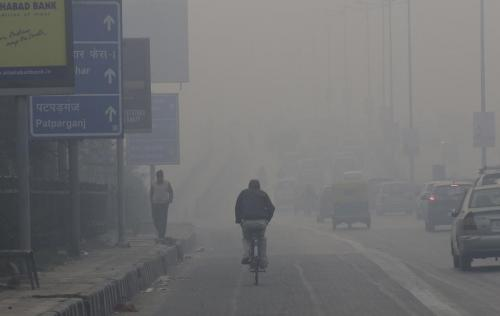 Visible improvement in Delhi's air quality, long way to go to achieve clean air: EPCA