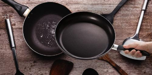 In search of safe replacements for harmful chemicals used in cookware, carpets, clothing, cosmetics and more