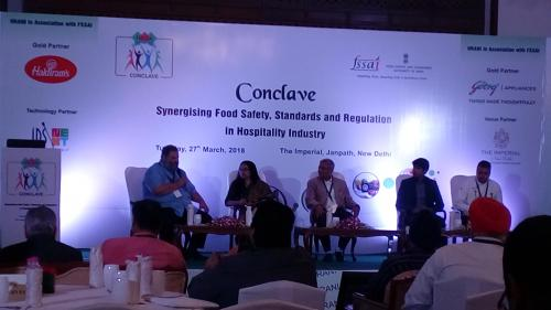 FSSAI's new initiative to ensure safe food from caterers to consumers