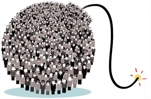 Overpopulation is not the source of all our ills
