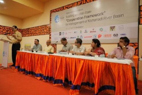 Experts gave emphasis on dialogues and cooperation framework for river conservation to ensure right of the communities and the river. Credit: WIO