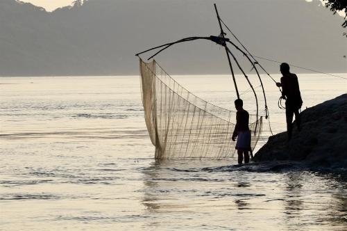 Talking with the Chinese on the Brahmaputra