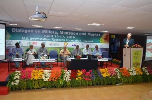 Millets farmers need more post-harvest technologies