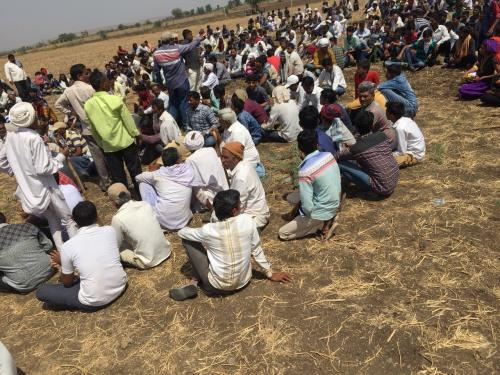 Why do farmers in Gujarat seek right to die? Coercion and 'illegal' land acquisition