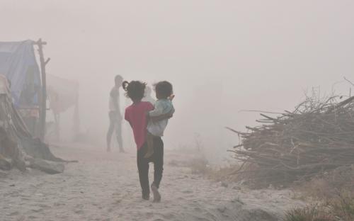 India's air 'toxic': WHO