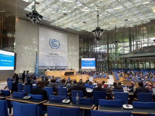 Six months after including agriculture in climate negotiations, Parties agree on roadmap