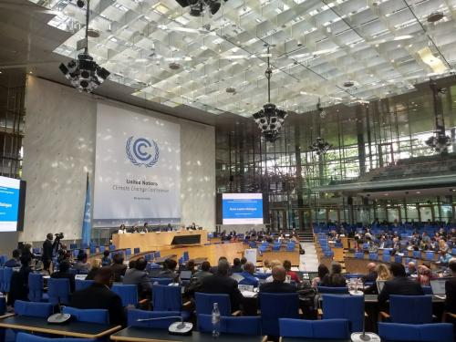 Bonn climate meet ends amid concern over lack of urgency in accelerating negotiations