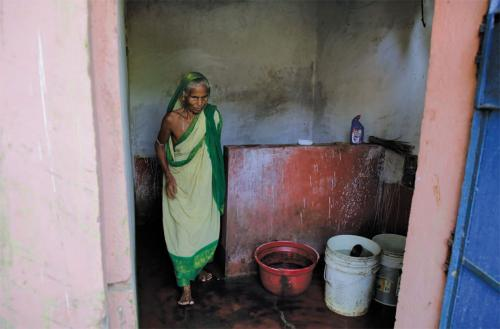 Sanitation and well being