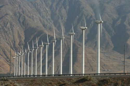 Environment reports: potential and challenges of deploying clean energy across continents