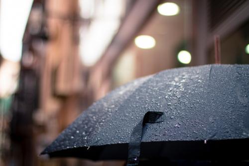Monsoon arrives three days early