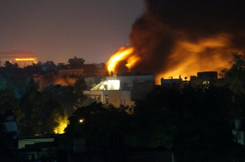 Malviya Nagar fire incident is an example of what makes Delhi a tinderbox