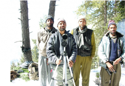 Look beyond protected areas for conservation of endangered hangul in Kashmir: study