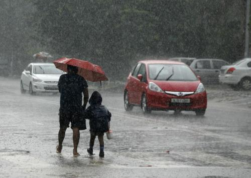 Monsoon's progress will be stalled till the end of June, but IMD portrays a rosy picture