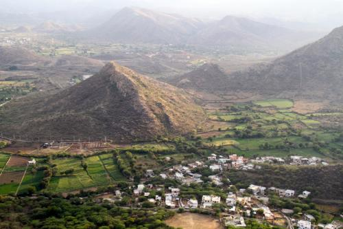 Dust storms to become more intense if degradation of Aravallis continues