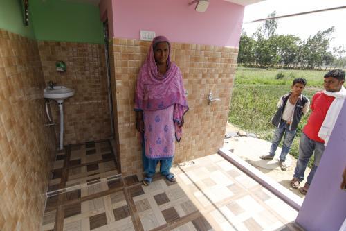 Big leap ahead for India's sanitation economy