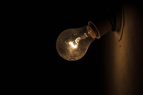 Unaware people, unavailable options help carbon emitting light bulbs sell