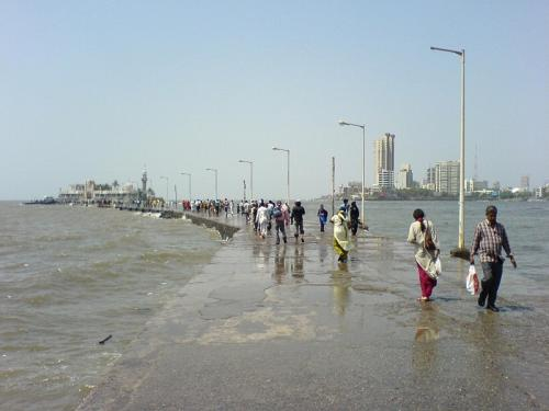 In just six days, Mumbai received 25% more rain than the 40-day average