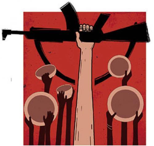 गरीबी और आतंकवाद