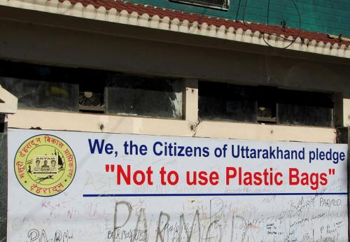 The problem with banning plastic