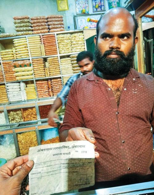Krishnamurthy Shetty, who runs a hot chips shop in Ambernath, a suburb of Mumbai, was fined Rs 5,000 on May 22, a month before the plastic ban was to be rolled out
