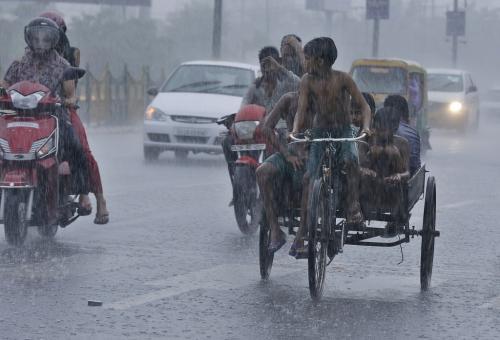 Rain record: Odisha gets more than double, Bihar may soon be drought-hit