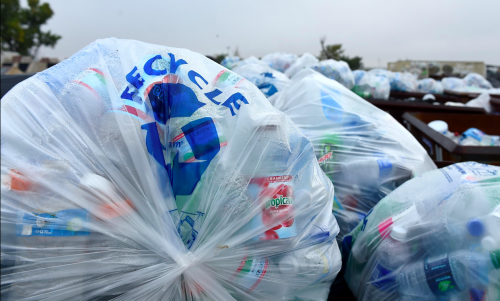 How plastic-producing companies can make waste recycling viable